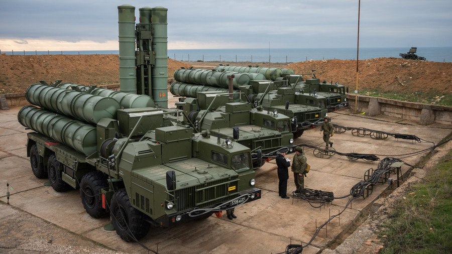 Russian S-400: Air-defense system worth being sanctioned