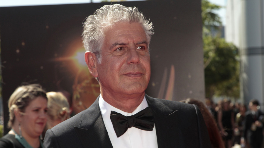 Anthony Bourdain was working on Detroit documentary before his death