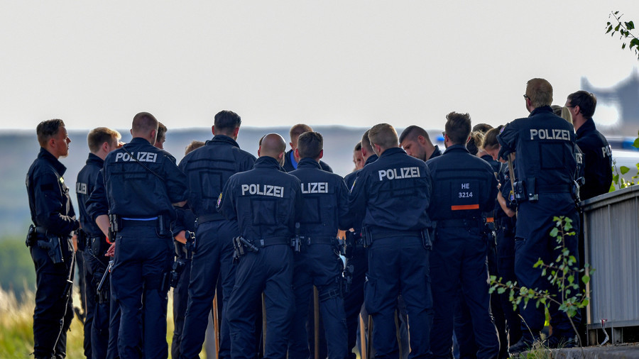 German-Jewish girl, 14, found raped and murdered
