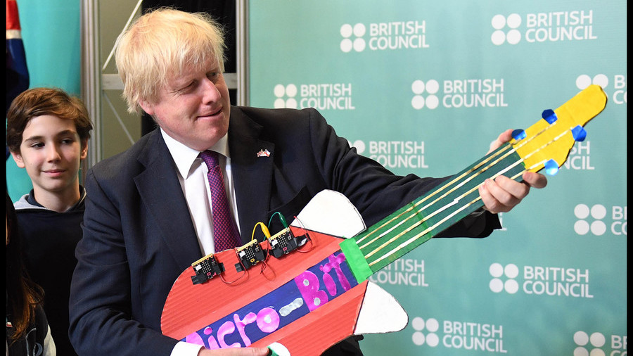 Did Boris leak it? Twitter awash with conspiracies after Johnson reveals Trump and Brexit thoughts