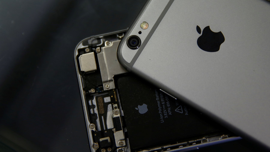 Apple shipping 20 percent fewer iPhones this year