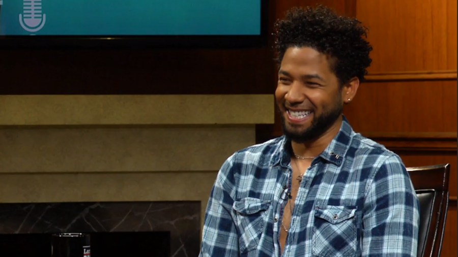 Jussie Smollett – actor, singer, director and photographer