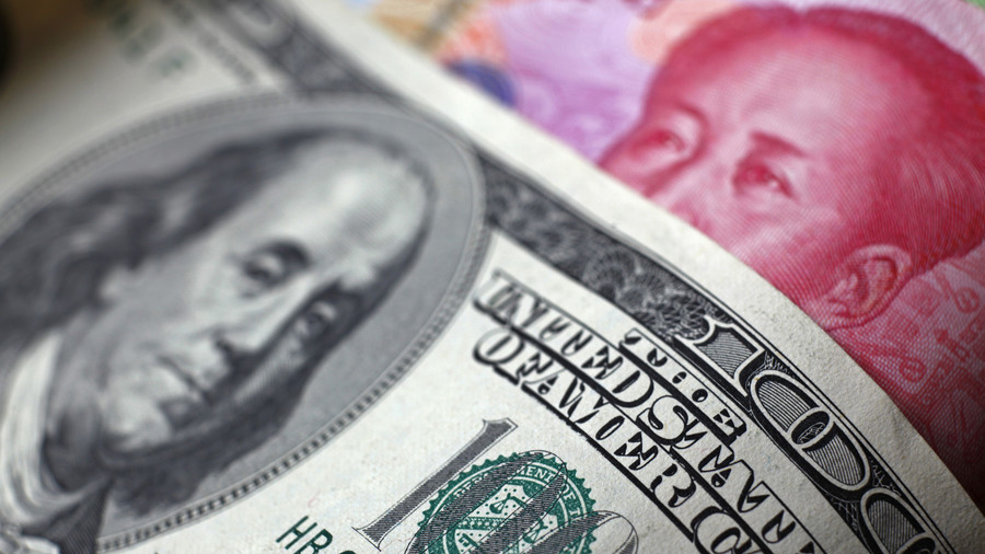 Cutting Out The Us Dollar Russia China Boost National Currencies