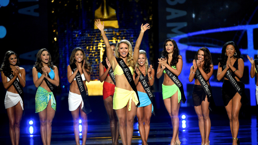 US culture warriors ban Miss America swimsuit contest, expect burqas on the beach next