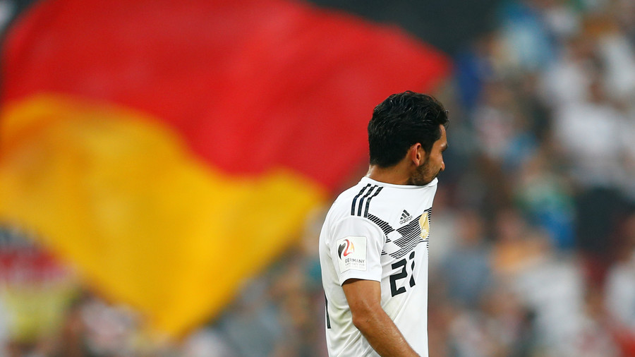 Germany's Gundogan booed by own fans over meeting with Turkish president (VIDEO)