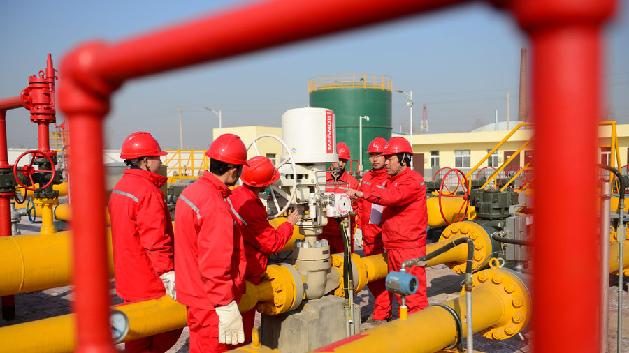 Mongolia open to Russia building gas pipeline through its territory to China
