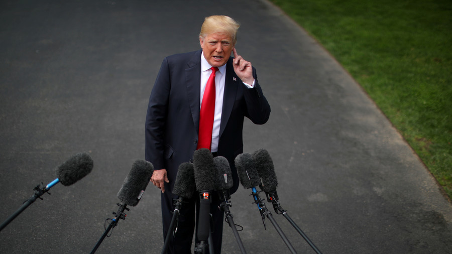 DOJ seizes NYT journalist's communications in Trump's war on leakers