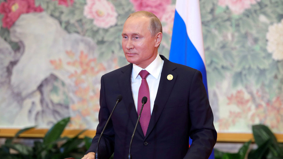 Let's stop 'babbling' and get back to real work: Putin fires back at G7 criticism on Russia