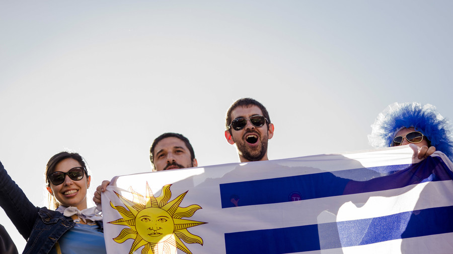 'Football is an element that defines us': Uruguay university scraps classes during World Cup games
