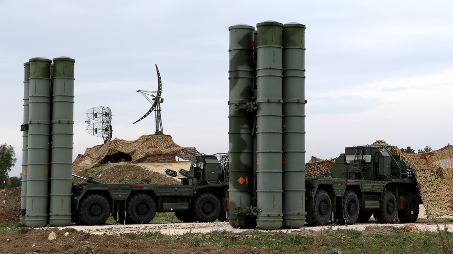 'Will use if needed': Erdogan says Turkey didn't buy S-400 from Russia 'to keep them in store'