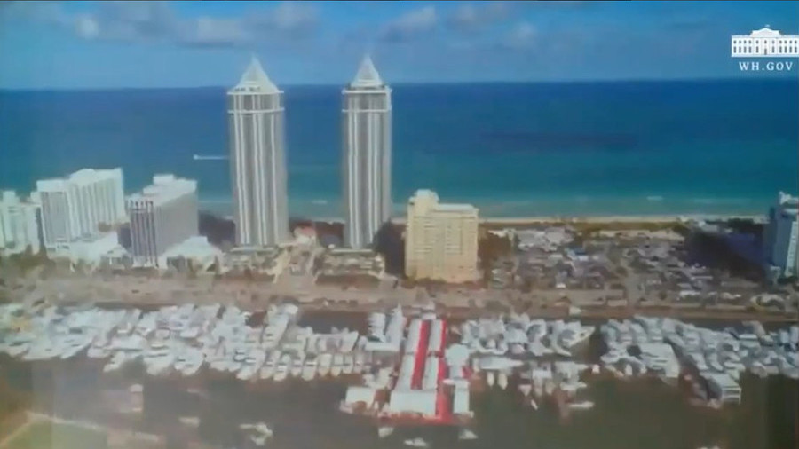 Hotels, beaches & boats: Overly dramatic VIDEO for Kim shows Trump's vision of nuke-free N. Korea