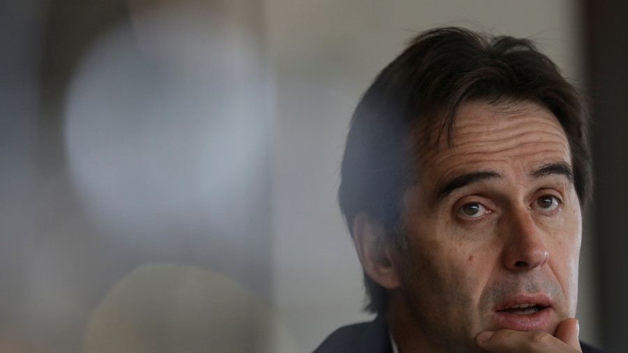 Spain sack manager Lopetegui two days before World Cup opening game versus Portugal