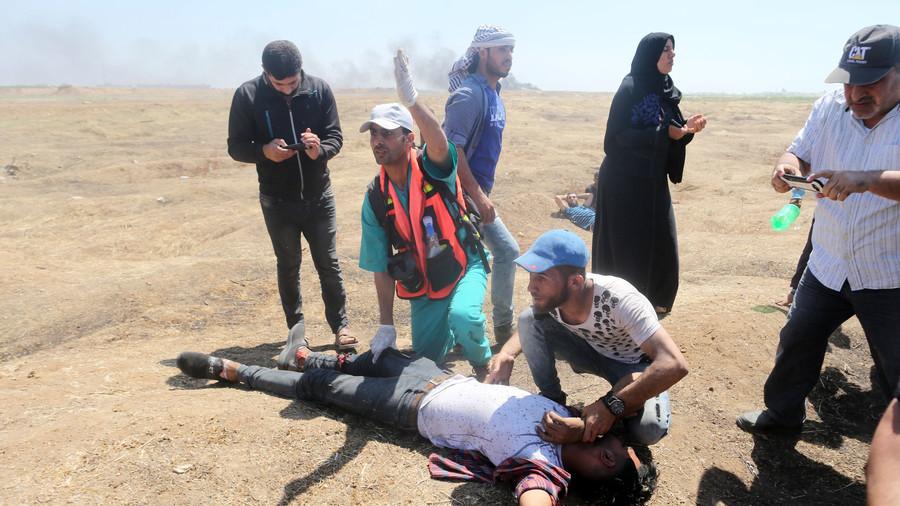 'Merciless' Israel must face UK sanctions for Gaza bloodshed – petition