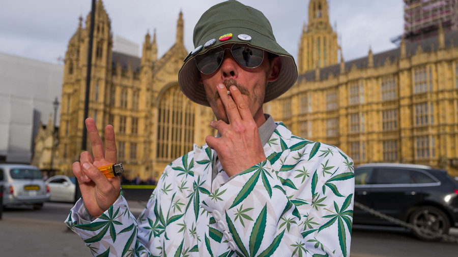 Philip May's Capital Group profits from British weed-growing op while British patients denied access