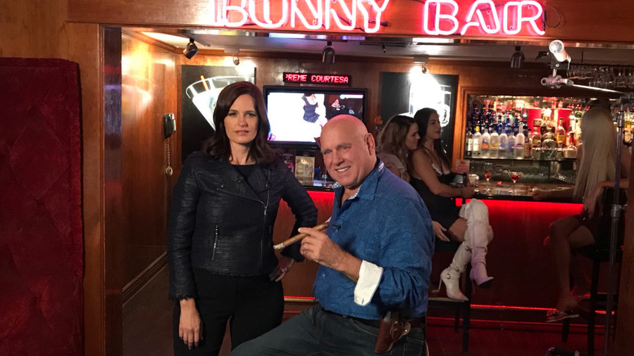 Nevada pimp and reality TV star Dennis Hof wins Republican primary