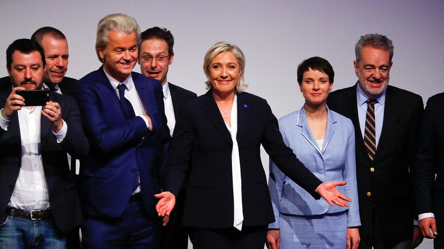 Le Pen, Orban, Wilders among Kremlin's '5th column' hell-bent on destroying Europe, says EU bigwig