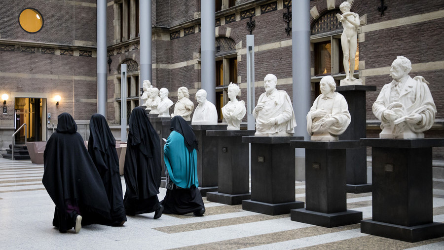 Dutch 'burqa ban' proposal nears final vote before expected adoption into law