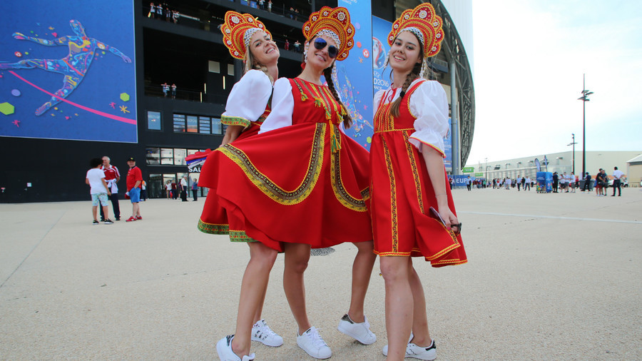 'The more love at World Cup the better': Romantic stories should blossom, Russian MP says
