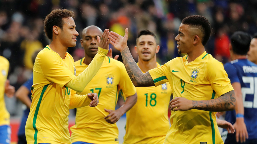 Brazil's team for opening game leaked by Gabriel Jesus' friend