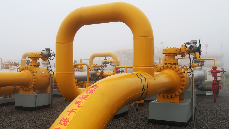 China plans to create a $78bn natural gas giant