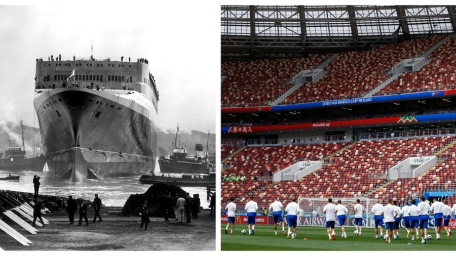 From the shipyard to the stadium: Russian football's Scottish roots (VIDEO)