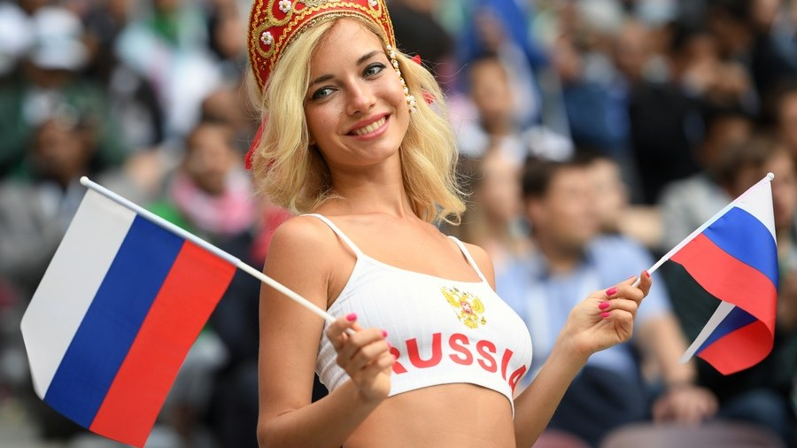 Party like a Russian!: How Moscow marked Russia's World Cup opener win (PHOTOS/VIDEOS)