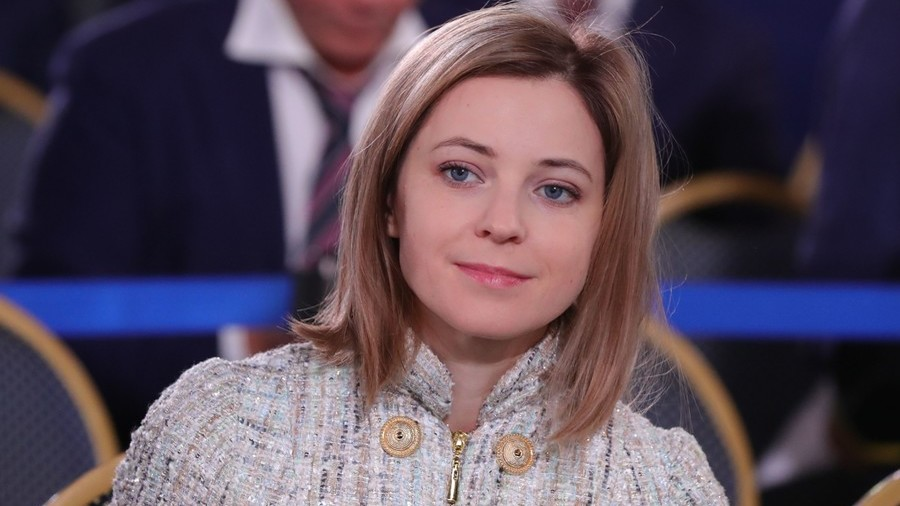 'Prove that you are independent': Russian MP Poklonskaya invites Trump to Crimea
