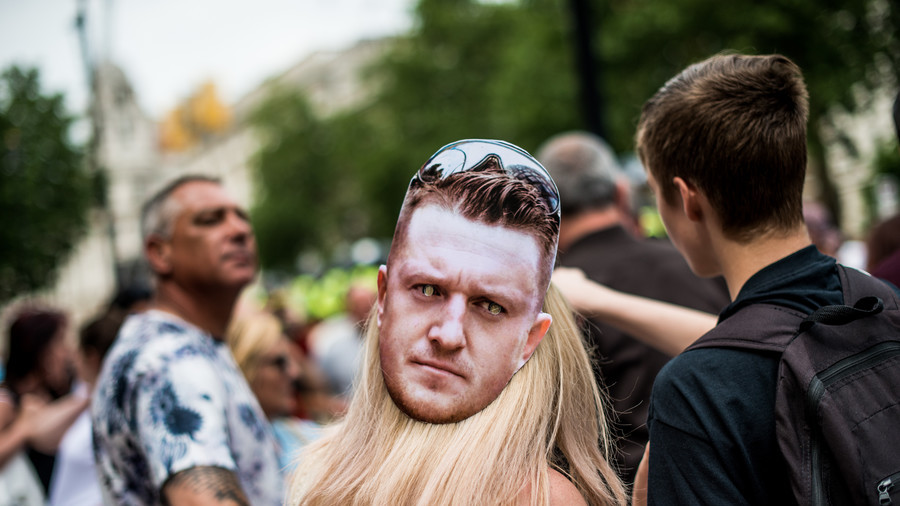 Even Alex Jones didn't believe it – Tommy Robinson's 'manager' uses false stats about Muslim inmates