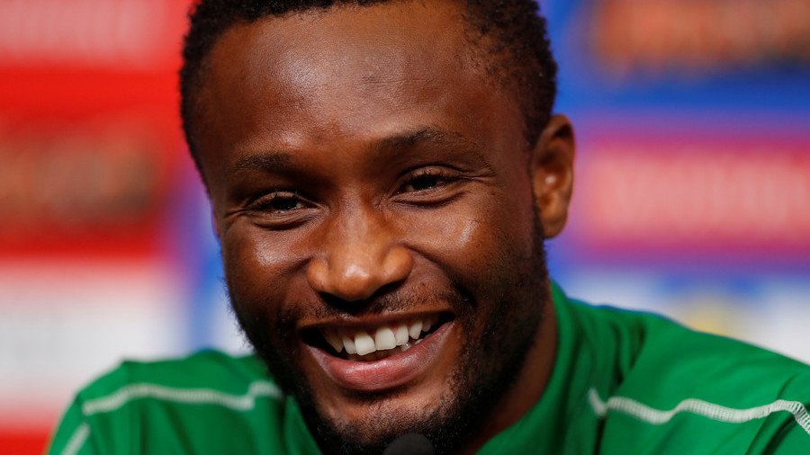 'Everyone's been really cool with us, there hasn't been any racism': Nigeria's Mikel