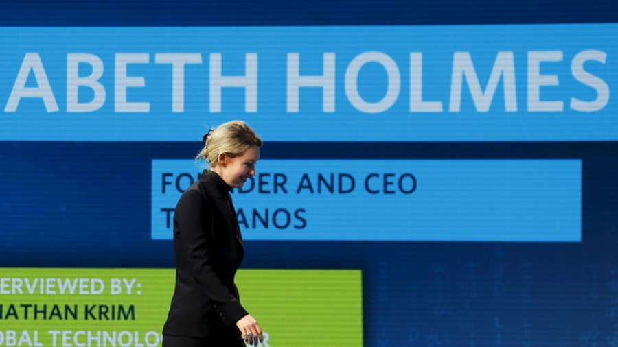 Theranos Founder Elizabeth Holmes Charged With Wire Fraud