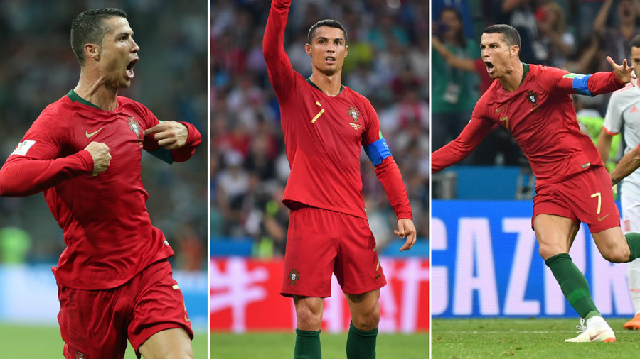 The 3 best moments of the World Cup so far... and they are all Ronaldo