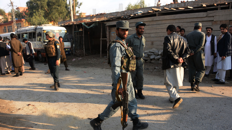 At least 26 dead as blast hits meeting of Taliban & Afghan forces during landmark ceasefire