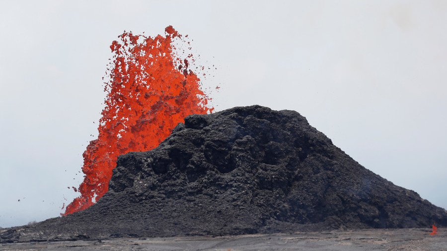 Gems, toxic gas & lava eggs: The strangest things to emerge from Kilauea eruption