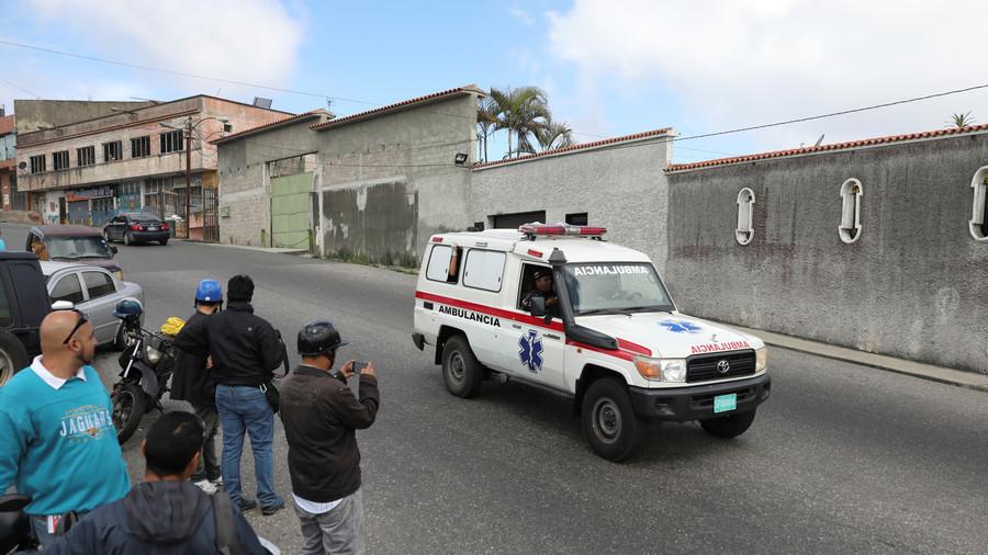 17 killed after tear gas explosion, stampede in Venezuela club