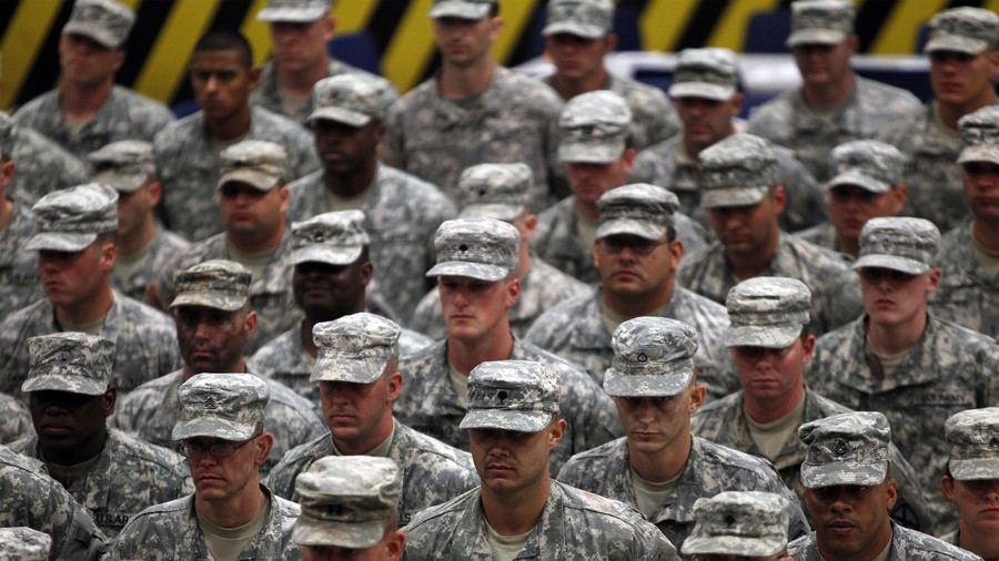 Soldiers in NY warned not to procreate or end up in 'hospital, newspaper or jail' when on leave