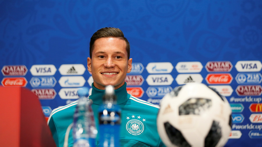 'It was fun to read about it': Julian Draxler reacts to reports of x-rated Mexico send-off party