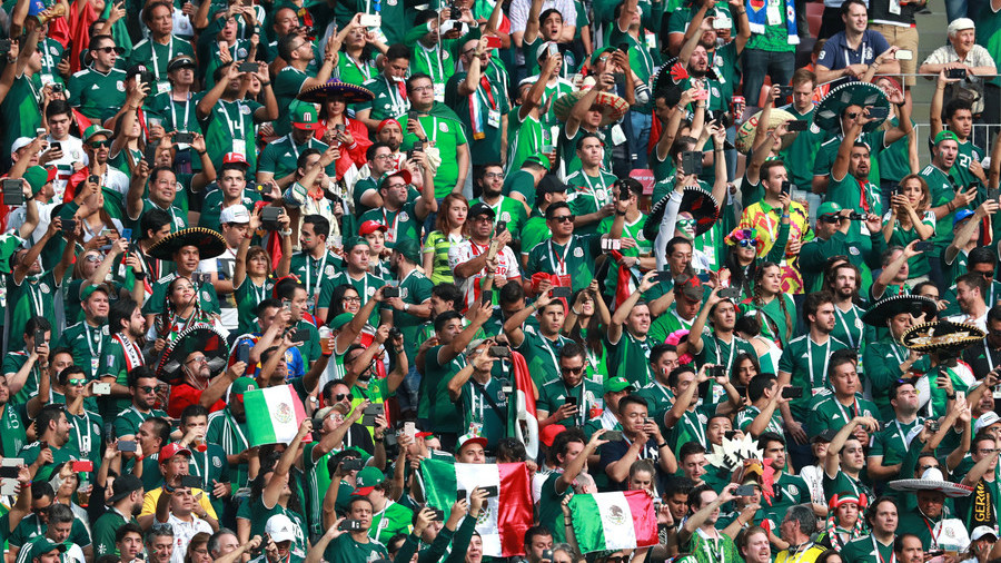 World Cup goal celebrations 'cause earthquake' in Mexico City