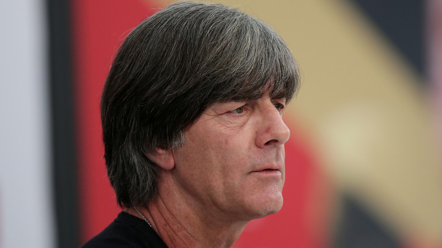 'We were jinxed': Manager Joachim Low on Germany's shock opening defeat to Mexico