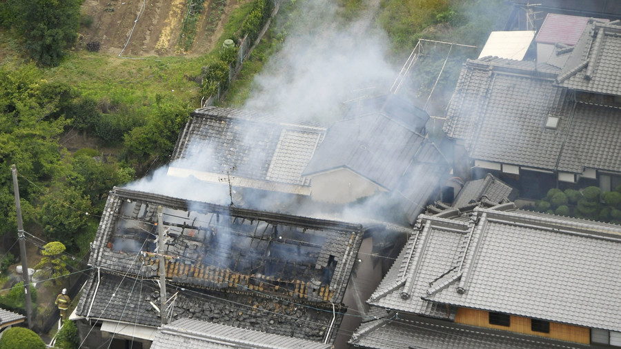 Strong natural disaster rattles Gunma Prefecture, but no injuries reported