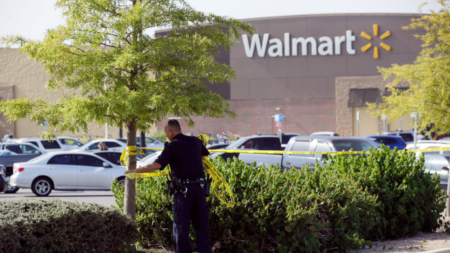Armed civilian kills gunman, stops shooting spree at Washington state Walmart