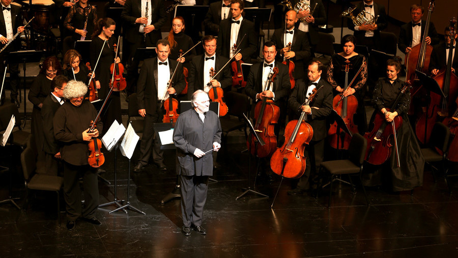Russia's famed Mariinsky Orchestra hosts 1st ever concert in Saudi Arabia (VIDEO)