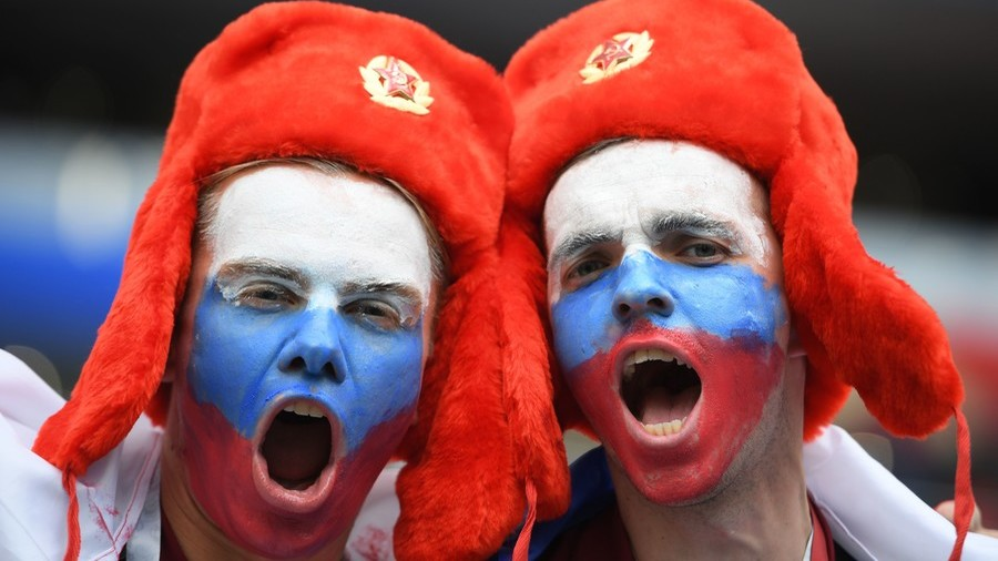 Interest in football soars across Russia after national team's record victory – survey