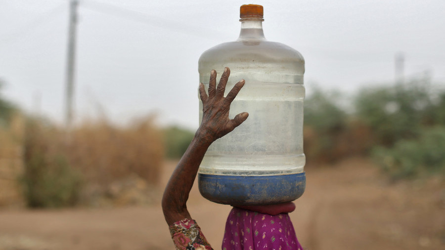 Almost half of Indians out of drinking water by 2030, 600 million facing shortages - study