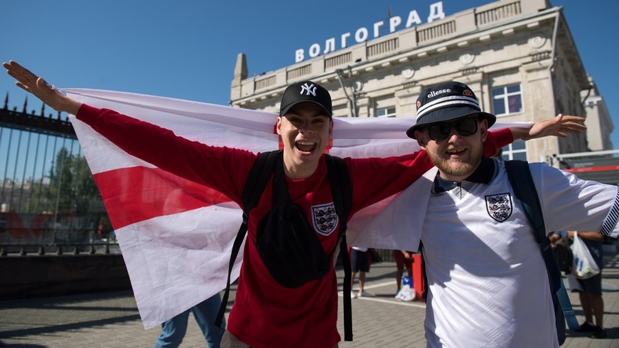 English football fans discover real Russia is different to Oxbridge-dominated media portrayal