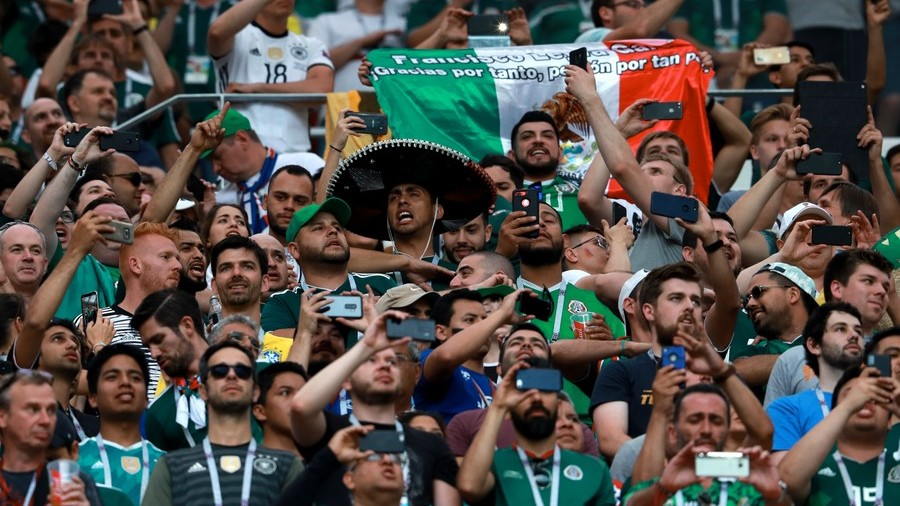 FIFA launches investigation against Mexico fans over 'homophobic chants&#039 during Germany match