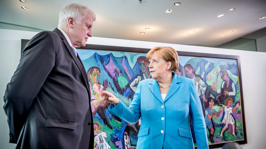 Deadline for Merkel? Germany to start kicking out migrants if no deal with EU – interior minister