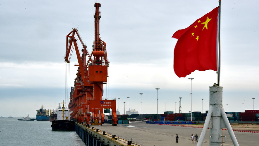 The burgeoning US-China trade war has entered a new phase