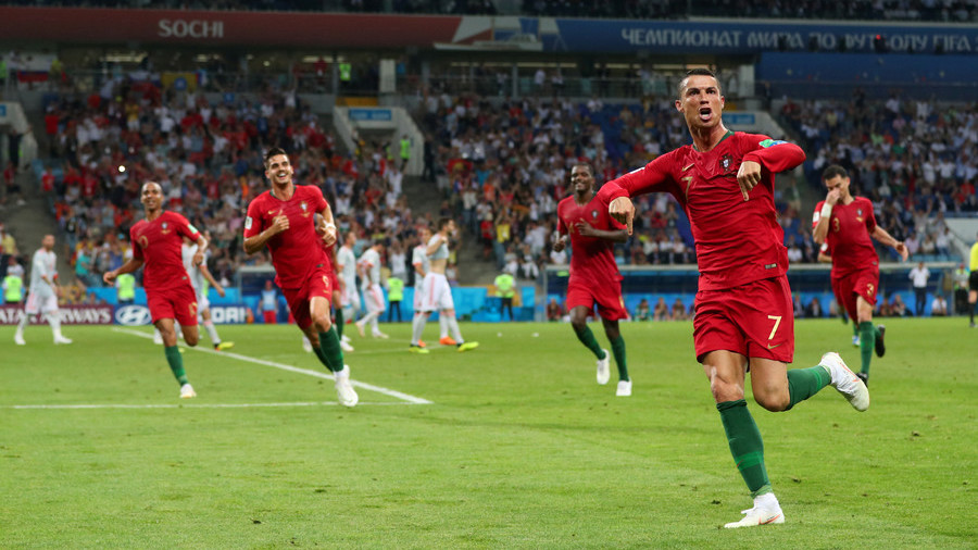 Ronaldo, Coutinho, but who else? RT ranks 5 best goals from World Cup 1st round games (WATCH HERE)