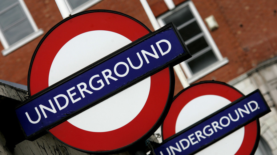 Five injured in London tube station blast
