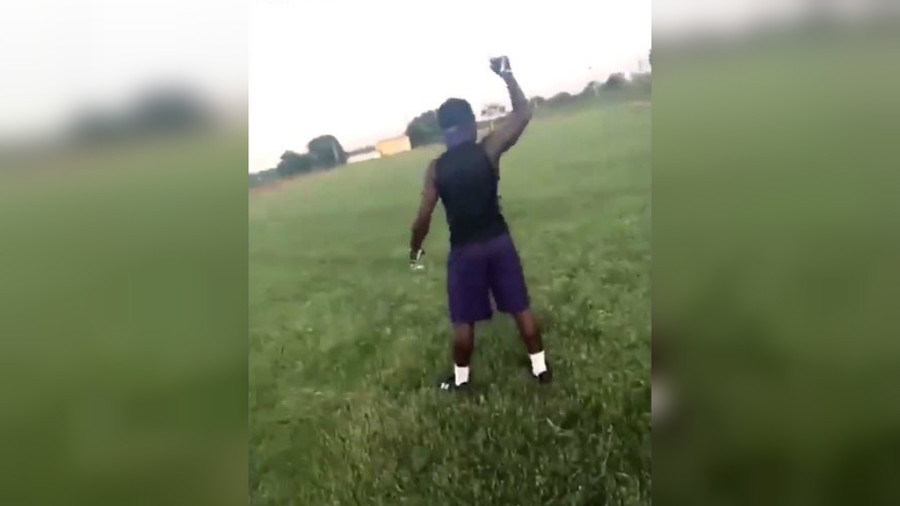 Cat punted into air on football field, Kansas City hunts cruel kicker (GRAPHIC VIDEO)